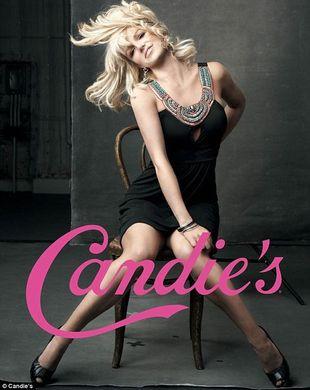 Britney Spears dla Candie's - więcej zdjęć