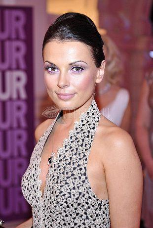 Kasia Glinka w koronce (FOTO)