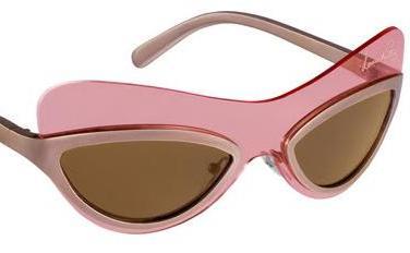 Świat przez różowe okulary