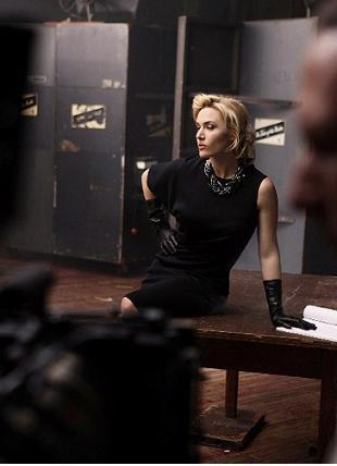 Pierwsze zdjęcia Kate Winslet dla marki St. John