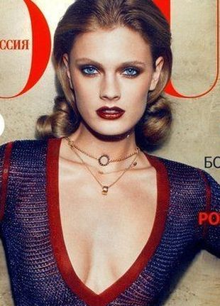 Constance Jablonski dla Vogue Russia (FOTO)