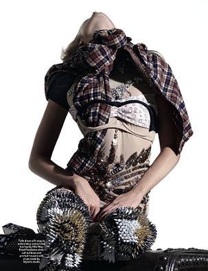 Spodnie dla drapieżnych kobiet.