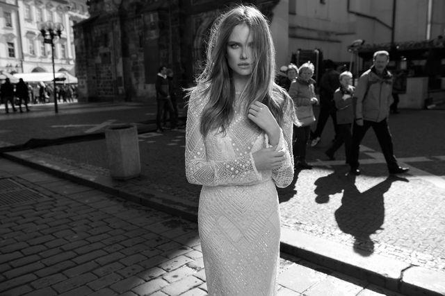 Idealne suknie ślubne na jesień/zimę 2015 od Berta Bridal
