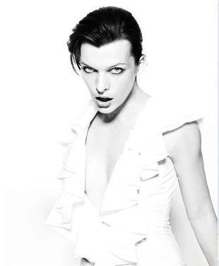 Milla Jovovich dla magazynu Vs.