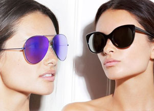 Nowe okulary od Victorii Beckham (FOTO)