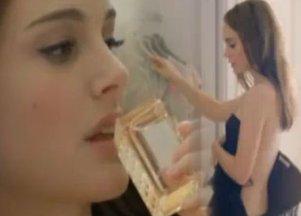 Natalie Portman dla Miss Dior Cherie