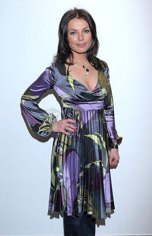 Kasia Glinka w spodniach i sukience (FOTO)