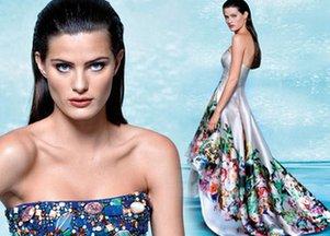 Wiosenno-letnia kampania marki Escada (FOTO)