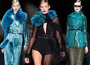 Gucci Jesień 2011 (FOTO)