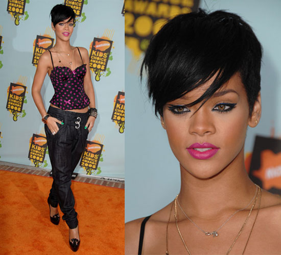 Rihanna na Kids' Choice Awards