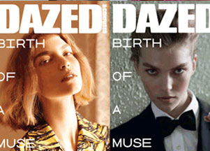 Arizona Muse gwiazdą Dazed&Confused (FOTO)