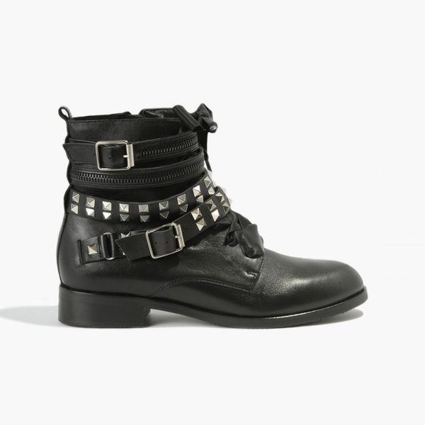 Must have na jesień? Czarne oficerki! 10 par butów, które będziecie chciały mieć