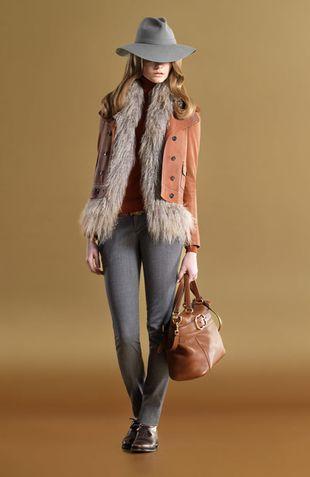 Gucci - lookbook na jesień 2011 (FOTO)