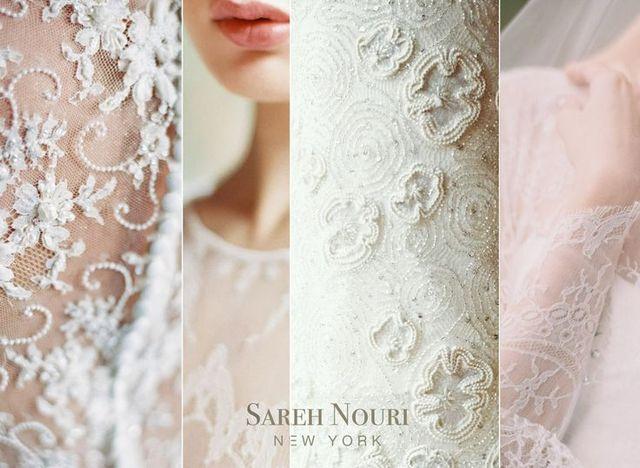 Przepiękne romantyczne suknie ślubne od Sareh Nouri (FOTO)