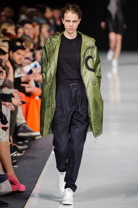 Pokaz mody Michała Szulca