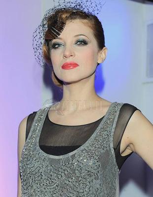 Ada Fijał błyszczy na imprezie