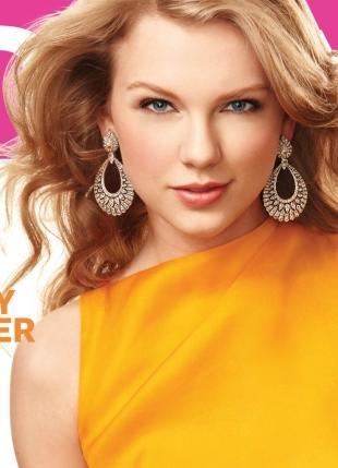 Taylor Swift na okładce czerwcowego InStyle