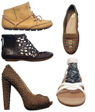 Kolekcja butów Nicole Richie