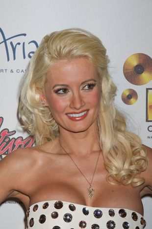 Holly Madison w stylu Barbie