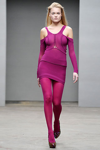 Mark Fast zatrudnił modelki w normalnych rozmiarach