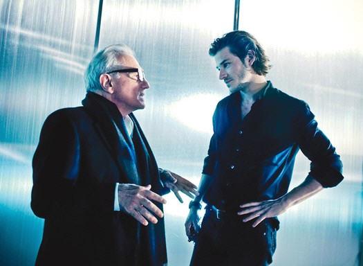 Martin Scorsese dla Chanel