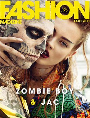 Monika Jagaciak i Zombie Boy