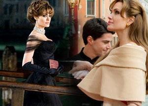 Styl Angeliny Jolie z The Tourist już jest kultowy