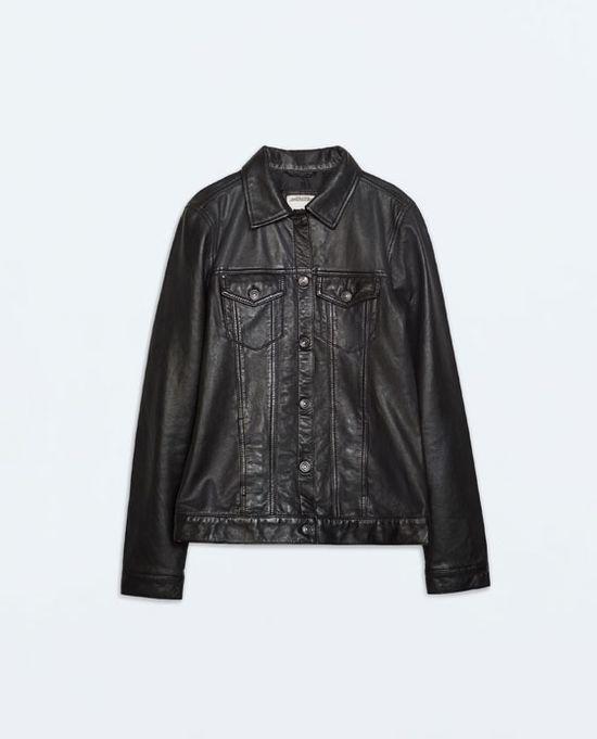 Modne jesienne kurtki z nowej kolekcji Zara (FOTO)