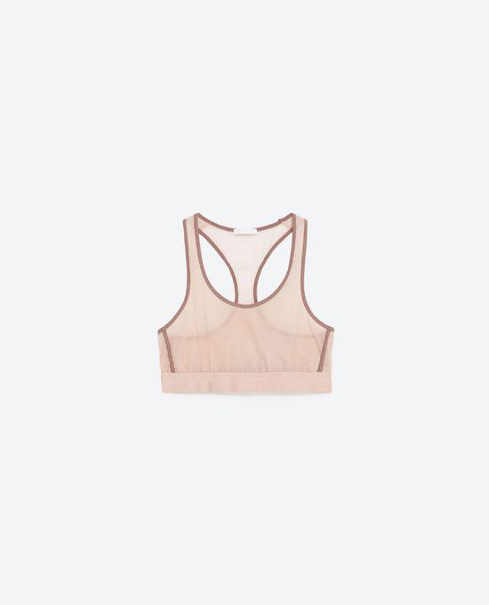 Zara Gymwear - Nowa sportowa kolekcja na jesień 2016