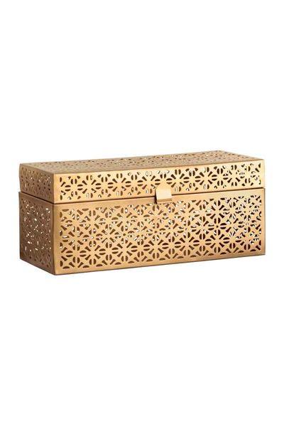 H&M Home Złota Godzina - Świateczne dodatki w złocie (FOTO)