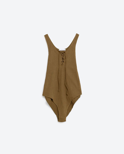Zara Bodysuits