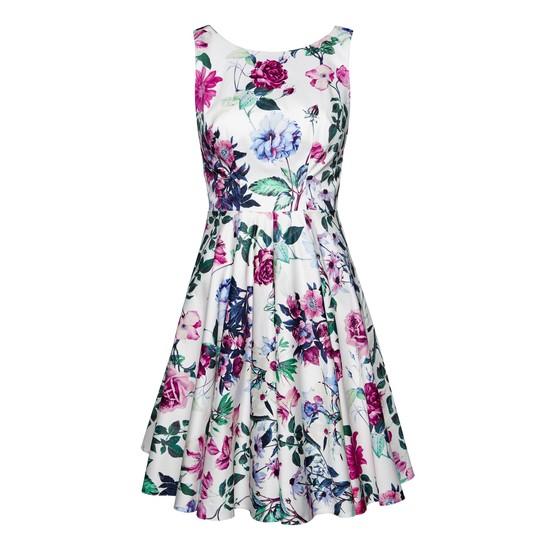 Sukienka w kwiaty - nasz przegląd