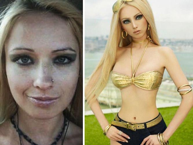 Żywa Barbie - Valeria Lukyanova