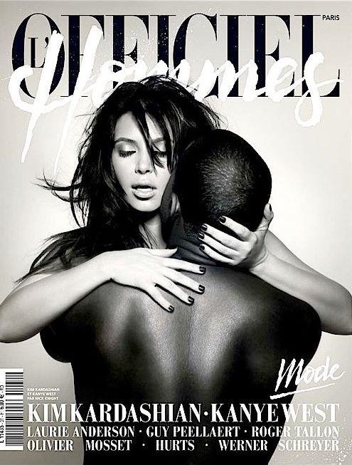 Seksowne okładki magazynów Kim Kardashian