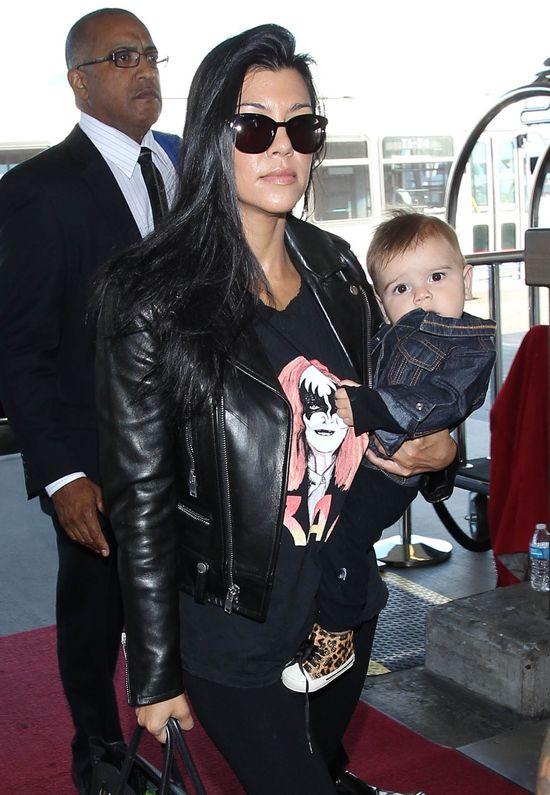 Codzienne stylizacje Kourtney Kardashian