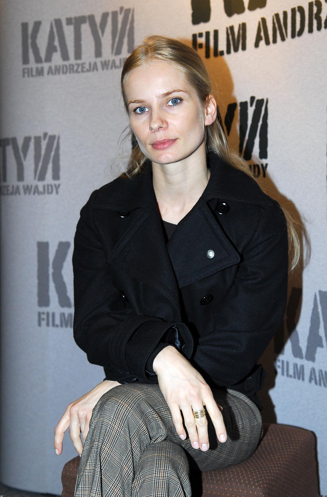 Fryzury Magdaleny Cieleckiej