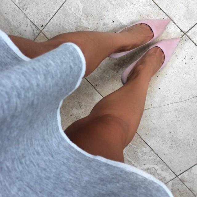 Ogromna kolekcja butów Sary Mannei – wybranki Artura Boruca