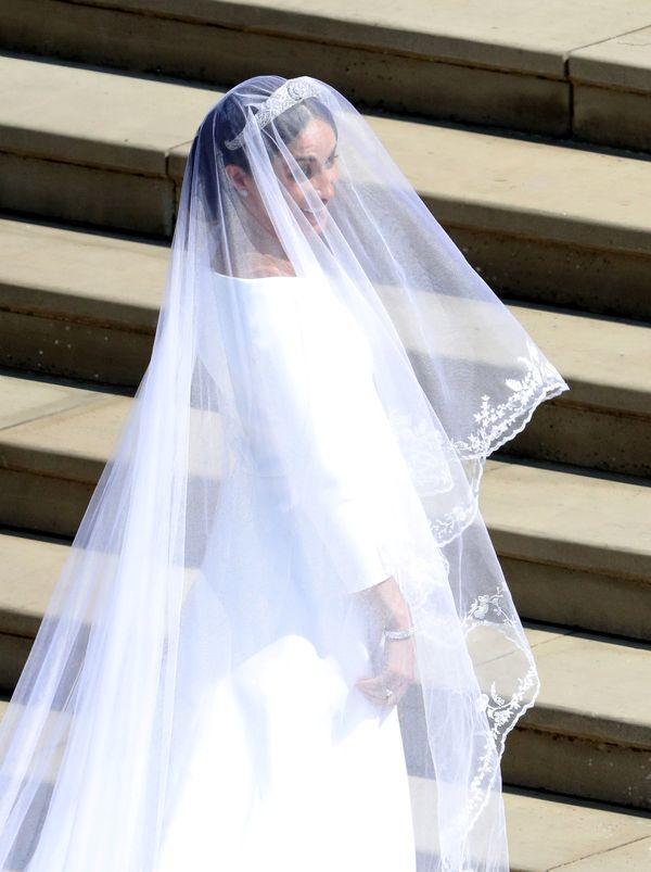 Izabela Janachowska skrytykowała suknie ślubną Meghan Markle! (FOTO)