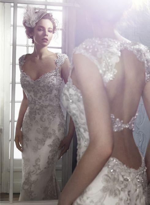 Maggie Sottero - przepiękne suknie ślubne na wiosnę 2015