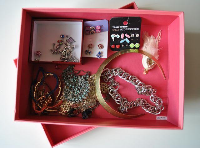 Nasze sposoby na... przechowywanie biżuterii (FOTO)