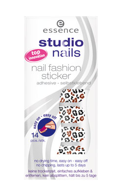 Essence Studio Nails - Nail Fashion Stickers