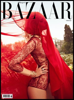 Najlepsza okładka Harper's Bazaar?