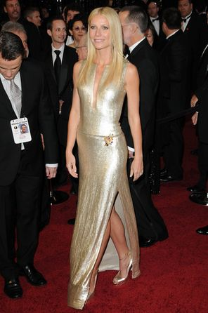 Gwyneth Paltrow postawiła na Calvina Kleina (FOTO)