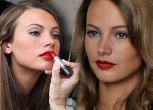 Klasyczny makijaż Elizabeth Arden