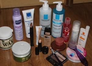 Wasze kosmetyczki: Agata