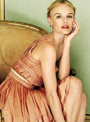 Kate Bosworth w kampanii The Fabric of My Life