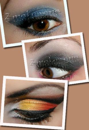 Zmalowana - dla miłośniczek intensywnego makijażu