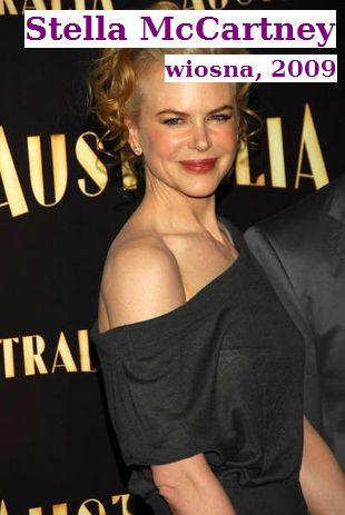 Nicole Kidman w kreacji Stelli McCartney