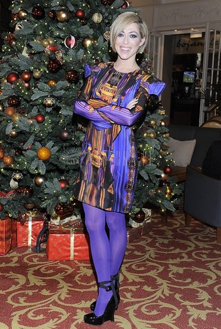 Natalia Kukulska wybrała kobalt i miedź (FOTO)