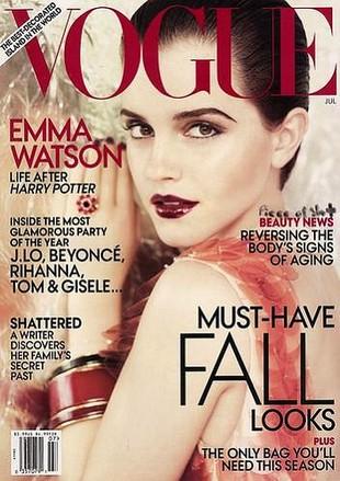 Odmieniona Emma Watson